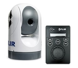 FLIR Thermal Imaging Night Vision and Infrared Camera Systems flir m324s stabilized thermal visable camera
